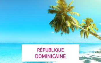 Vente privée REPUBLIQUE DOMINICAINE sur Vente-privée Le Voyage