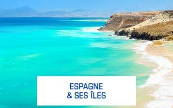 Vente privée SCAMP - ESPAGNE ET SES ILES sur Vente-privée Le Voyage