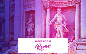 ROME en vente privée chez VENTE-PRIVÉE LE VOYAGE