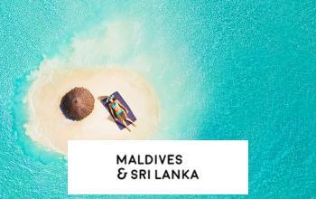 Vente privée SRI LANKA MALDIVES sur Vente-privée Le Voyage