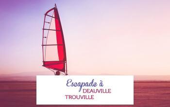 Vente privée SOLEIL VACANCES - DEAUVILLE sur Vente-privée Le Voyage