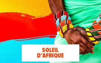 Vente privée SOLEIL D'AFRIQUE sur Vente-privée Le Voyage