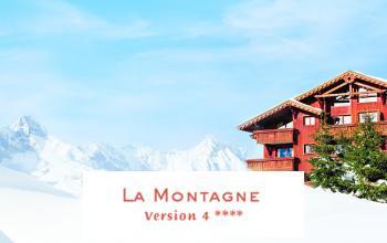 Vente privée LA MONTAGNE VERSION 4* sur Vente-privée Le Voyage