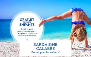 Vente privée SARDAIGNE ET CALABRE sur Vente-privée Le Voyage