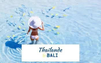 Vente privée THAILANDE  BALI sur Vente-privée Le Voyage