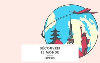Vente privée CIRCUIT AUTOUR DU MONDE sur Vente-privée Le Voyage