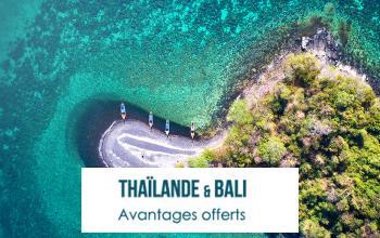 Vente privée THAILANDE ET BALI sur Vente-privée Le Voyage