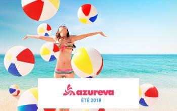 Vente privée AZUREVA - ETE 2018 sur Vente-privée Le Voyage