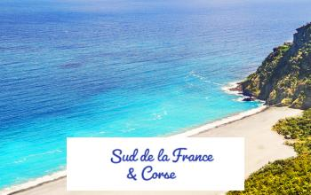 Vente privée SUD DE LA FRANCE  CORSE sur Vente-privée Le Voyage