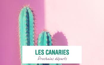 Vente privée DEPARTS IMMEDIAT CANARIES sur Vente-privée Le Voyage