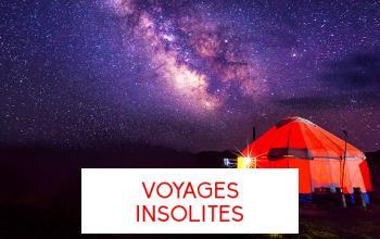 Vente privée VOYAGES INSOLITES sur Vente-privée Le Voyage