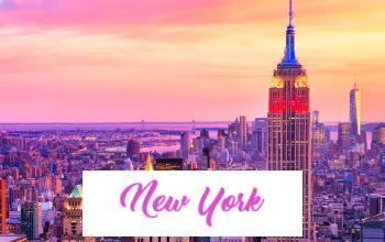 Vente privée NEW YORK sur Vente-privée Le Voyage