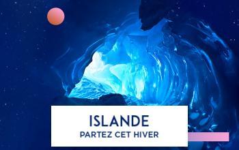Vente privée ISLANDE sur Vente-privée Le Voyage