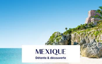 Vente privée MEXIQUE sur Vente-privée Le Voyage