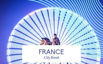 Vente privée CITY BREAK EN FRANCE sur Vente-privée Le Voyage