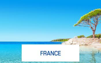 Vente privée PARTEZ CET ETE - FRANCE sur Vente-privée Le Voyage
