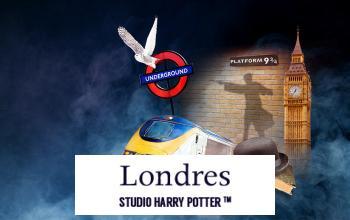 Vente privée LONDRES-HARRY POTTER sur Vente-privée Le Voyage