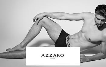 AZZARO en promo chez ZALANDO PRIVÉ