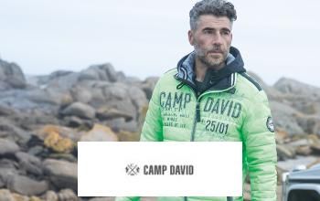 Vente privee CAMP DAVID sur Zalando-Privé