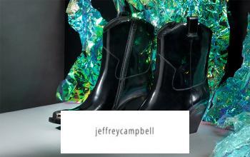 JEFFREY CAMPBELL en vente flash chez ZALANDO PRIVÉ
