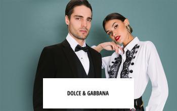 DOLCE & GABBANA en vente privée chez ZALANDO PRIVÉ