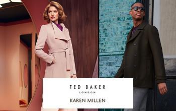 Vente privee TED BAKER sur Zalando-Privé