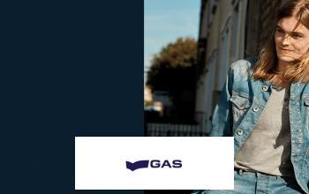 Vente privée GAS JEANS sur Zalando-Privé