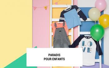PARADIS POUR ENFANTS en vente flash sur ZALANDO PRIVÉ
