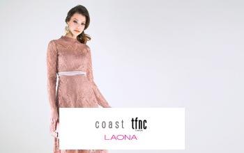 Vente privée COAST TFNC LAONA sur Zalando-Privé