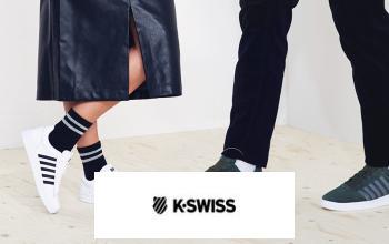 K-SWISS en vente privilège sur ZALANDO PRIVÉ